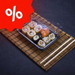 Eripakkumine sushikarpidele