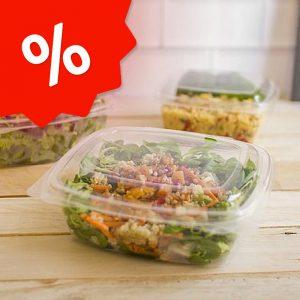 Специальное предложение на контейнеры для салатов