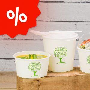 Специальное предложение на суповые контейнеры