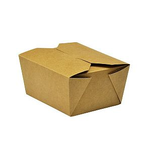 Food carton No.1, 700 ml (11 x 9 x 6.5 cm), 450 pcs per pack