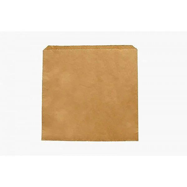 Плоский пакет из переработанной крафт-бумаги, 300 x 300 мм, в пачке 500 шт