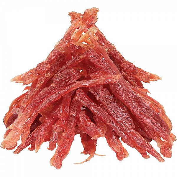 DUCK FILLETS, 90g. For adult dogs.