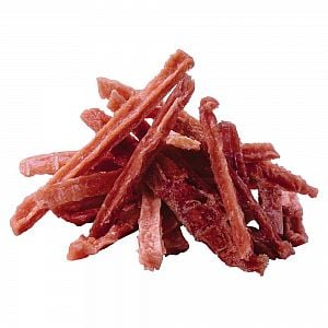 DUCK FILLET STRIPS, 55g. For small breeds