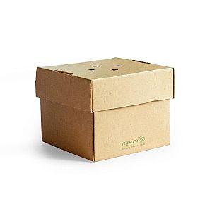 Premium Коробка для бургеров, 10,5см, в пачке 100 шт