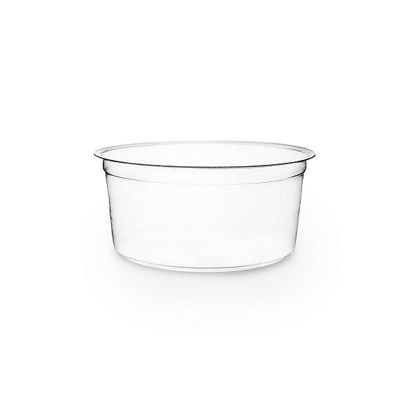 Ümmargune deli karp, PLA, 360 ml, pakis 50 tk