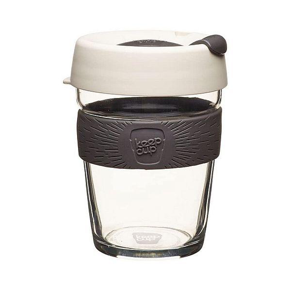 Milk 12oz Glass KeepCup Medium 340 ml , pakis 1 tk