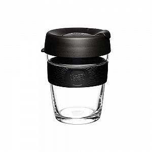 Keep Cup Brew 12oz Black 340 ml