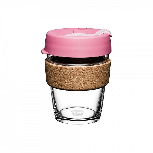 Keep Cup Brew Cork 12oz Saska 340 ml , pakis 1 tk