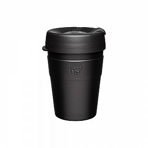Keep Cup Thermal 12oz Black 340 ml , pakis 1 tk