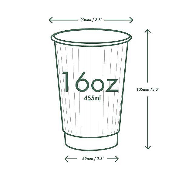 """Kolekcijas """"Gallery"""" krūze karstajiem dzērieniem, 480 ml, 89. sērija, iesaiņots 25 gabali"""