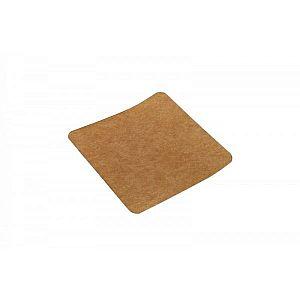 Подложка для сэндвичей из крафт-картона, 130 x 130 мм, в пачке 500 шт