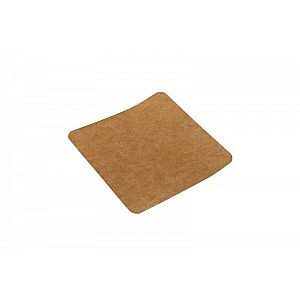 Kraft sandwich cards (127 x 127 mm), 500 pcs per pack