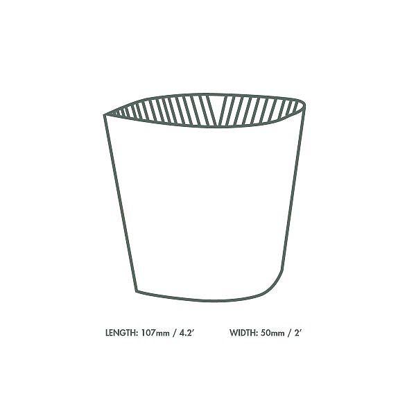 Маленький держатель, для стаканов 240 мл, в пачке 1000 шт