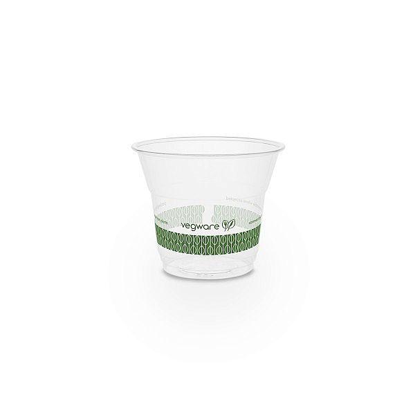 Стакан для холодных напитков из кукрузного крахмала, 150 мл, серия 76, в пачке 50 шт
