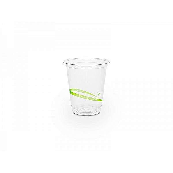 Стакан для холодных напитков из кукрузного крахмала, 200 мл, серия 76, в пачке 50 шт