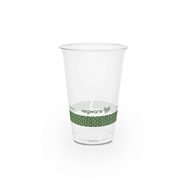 PLA cold cup, 270 ml, 76-series, 50 pcs per pack