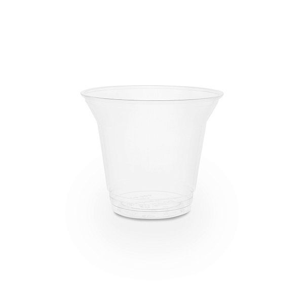 PLA cold cup, 270 ml, 96-series (plain), 50 pcs per pack