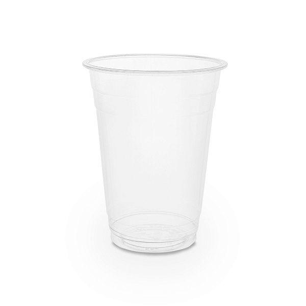 Külma joogitops ilma pildita, PLA, 480 ml, 96-seeria, pakis 50 tk