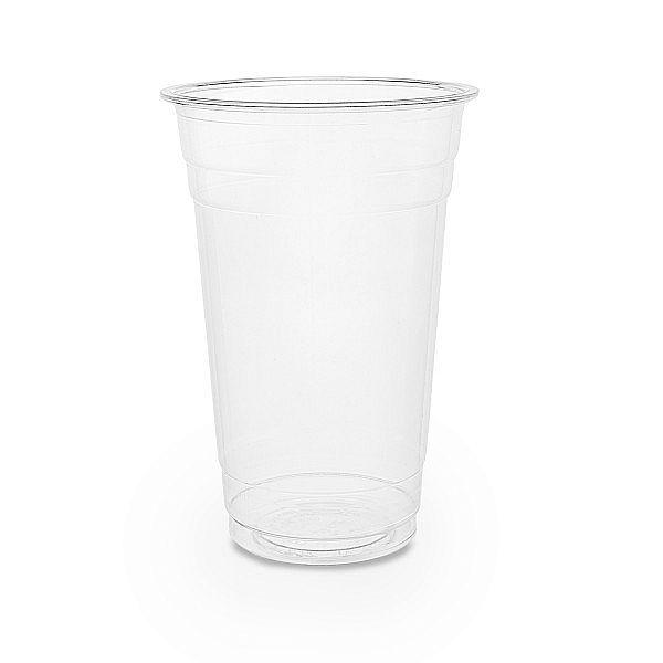 Külma joogitops ilma pildita, PLA, 600 ml, 96-seeria, pakis 50 tk