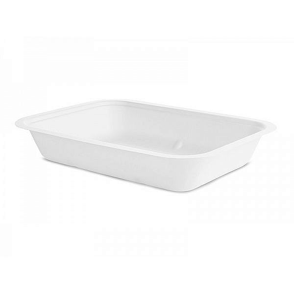 Gourmet container base, 1260 ml (fits lid 5), 50 pcs per pack