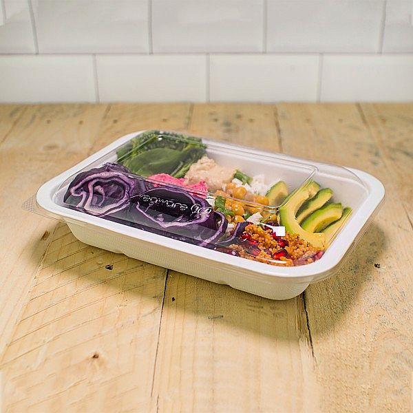 PLA gourmet lid, size 5, 50 pcs per pack