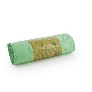Completely compostable liner, 70L, 20 pcs per pack