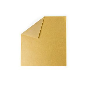 Unbleached greaseproof sheet (300 x 275 mm), 500 pcs per pack
