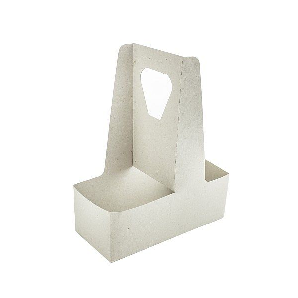 2-cup handled carrier, 250 pcs per pack