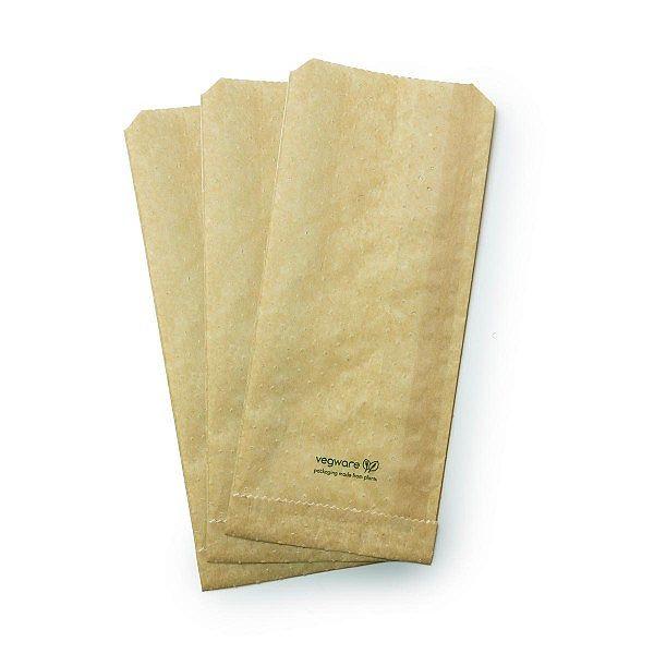 Kuumakott kraft paberist, (13 x 5 x 28 cm), pakis 500 tk