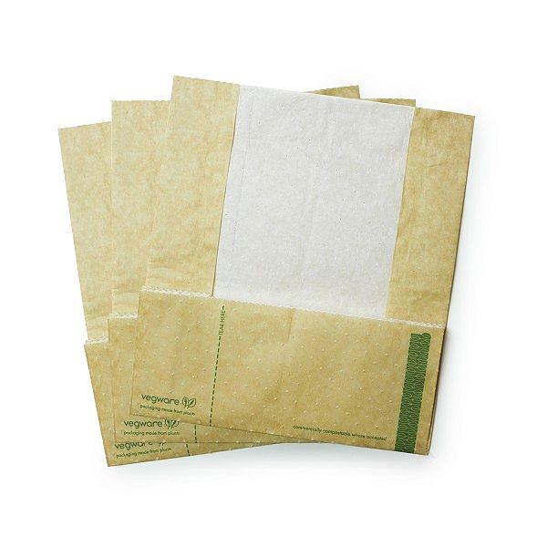 Hot & amp; crispy pouch (203 x 228 x 254), 500 pcs per pack