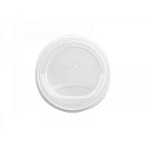 CPLA lid for hot cup, 79- series, 50 pcs per pack