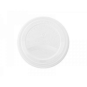 CPLA lid for hot cup, 89- series, 50 pcs per pack
