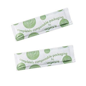 Fairtrade white sugar sticks, 1000 pcs per pack