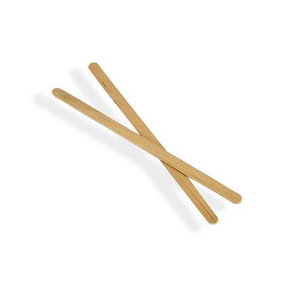 Wooden stirrer, 13,97 cm, 1000 pcs per pack
