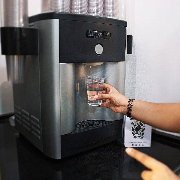 Water cup, PLA, 210 ml, 100 pcs per pack