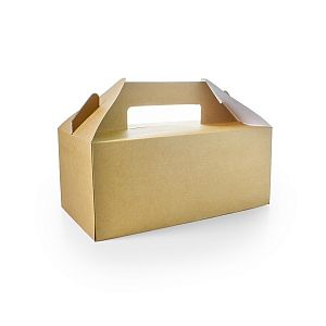 Standard carry pack (22.5 x 9.5 x 12 cm), 125 pcs per pack