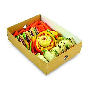Platter box half insert – NEW, 50 pcs per pack