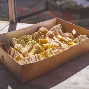 Тарелки для сэндвичей
